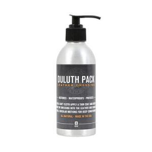 Duluth Pack 8oz Leather Dressing ダルースパック 8オンス レザードレッシング upi-outdoorproducts