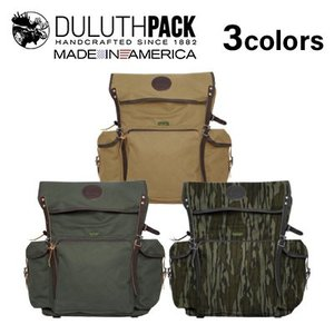 【NEW】Duluth Pack Pathfinder Pack ダルースパック パスファインダーパック|upi-outdoorproducts