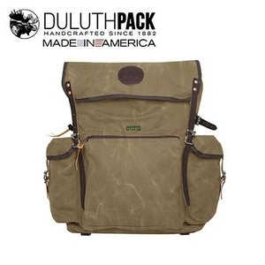 【NEW】Duluth Pack Pathfinder Pack WAX ダルースパック パスファインダーパック ワックス|upi-outdoorproducts