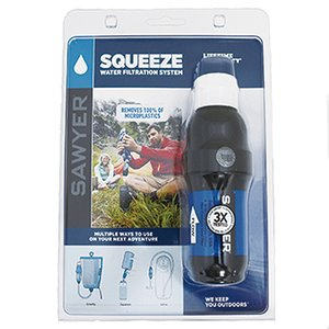 SAWYER Squeeze Filter SP131 ソーヤー スクィーズ フィルター SP131|upi-outdoorproducts
