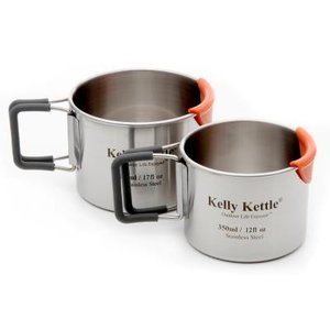 Kelly Kettle キャンピングマグセット|upi-outdoorproducts