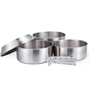 Solo Stove 3Pot Set ソロストーブ 3ポットセット|upi-outdoorproducts