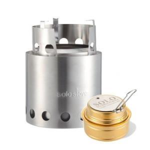 Solo Stove Lite + Alcohol Burner ソロストーブ ライト+アルコールバーナー (コンボ) upi-outdoorproducts