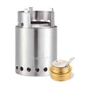 Solo Stove Titan + Alcohol Burner ソロストーブ タイタン+アルコールバーナー (コンボ) upi-outdoorproducts