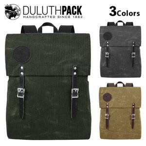 Duluth Pack Scoutmaster Pack Laptop WAX ダルースパック スカウトマスターパック ラップトップ ワックス|upi-outdoorproducts