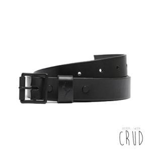 CRUD Belt Black クルード ベルト ブラック|upi-outdoorproducts