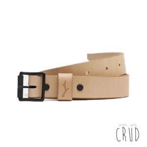 CRUD Belt Natural クルード ベルト ナチュラル|upi-outdoorproducts
