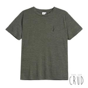 CRUD Vald T-shirt  クルード ヴォルド Tシャツ|upi-outdoorproducts