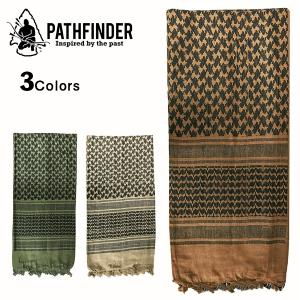 PATHFINDER パスファインダー シュマグ(アラブスカーフ) upi-outdoorproducts