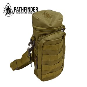 PATHFINDER パスファインダー ウォーターボトル バッグ カーキー|upi-outdoorproducts