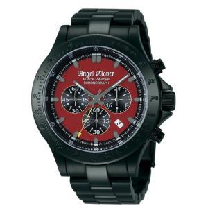 1年保証 Angel Clover エンジェルクローバー black master military 腕時計 メンズ ウォッチ 10気圧防水|upper-gate