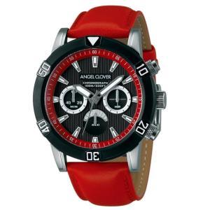 1年保証 正規品 Angel Clover エンジェルクローバー ブリオ 腕時計 メンズ ウォッチ 革ベルト 10気圧防水|upper-gate