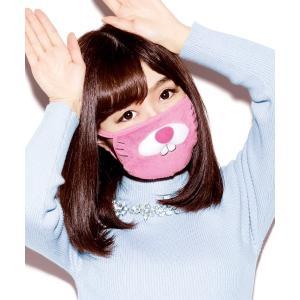 gonoturn ごのたん 仮装 フェイスマスク イベント パーティー 風邪対策 予防 アニマルマス...