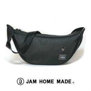JAM HOME MADE ジャムホームメイド PORTER BANANA BAG ショルダーバッグ ポーター 吉田カバン|upper-gate