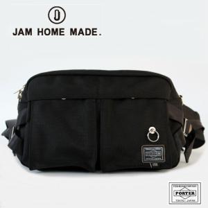 JAM HOME MADE ジャムホームメイド ポーター PORTER ボディバッグ M ボディーバ...