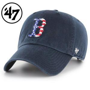 47 フォーティーセブン CAP キャップ red sox spangled banner 47 clean up navy 帽子 ユニセックス メンズ レディース レッドソックス upper-gate
