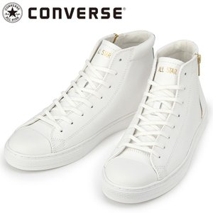 CONVERSE ALLSTAR COUPE LEATHER Z MID レザースニーカー コンバー...