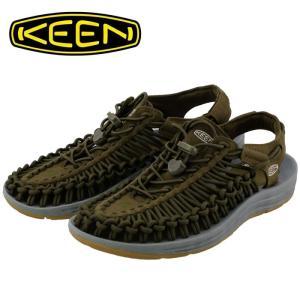 キーン ユニーク オープンエアスニーカー メンズサンダル 水陸両用 KEEN UNEEK 靴 シューズ 1017033|upsports