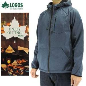 LOGOS ロゴス 6433-5004 撥水ジャケット メンズジャケット Windproof 登山 ミストラル2ジャケット 防風機能