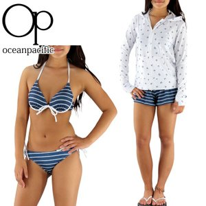OP OCEAN PACIFIC ビキニ レディース水着 オ...