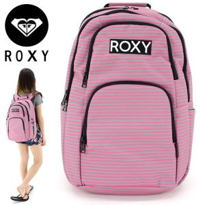 ROXY バッグ ディパック GO OUT ロキシー ボーダー柄 RBG161301