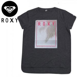 メール便対応 即納 ROXY ティーシャツ プリント ロキシー 紫外線対策 ジムウェア クルーネック...
