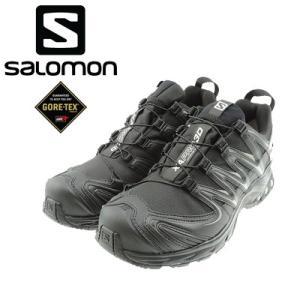 SALOMON サロモン GORE-TEX トレッキングシューズ XA PRO 3D GTX L36678600 軽登山 アウトドアシューズ