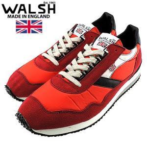 メンズシューズ ウォルシュ レディーススニーカー WALSH ENSIGN ENS70014 カジュ...