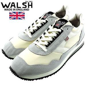WALSH ENSIGN メンズシューズ ウォルシュ レディーススニーカー ENS70025 カジュ...