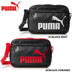 即納可★【PUMA】プーマ トレーニング PU ショルダー M 075370|upstairs
