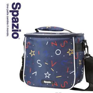 即納可☆ 【Spazio】スパッツィオ ネオンクーラーボックス 保冷収納ポケット付き BG0097|upstairs