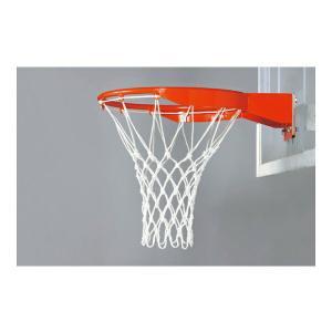◆◆ <アシックス> ASICS 有結節AWバスケットゴールネット CNBB01(01:ホワイト) バスケットボール(cnbb01-01-asi1)|upstairs