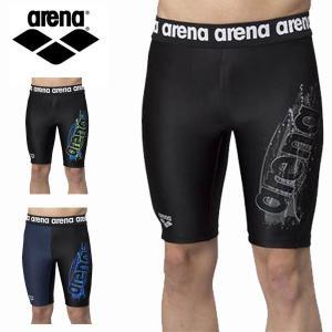 即納可☆ 【ARENA】アリーナ 特価 ロングボックス メンズ フィットネス水着  FLA8863|upstairs
