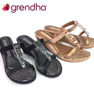 ■商品説明 グレンダは1994年にブラジルで誕生したフットウェアブランドです。 女性のニーズと最新の...