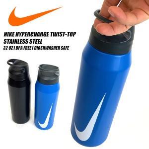 ◆◆ <ナイキ> 【NIKE】 ナイキSSハイパーチャージツイストボトル32oz 946ml 水筒 スポーツボトル HY1001|upstairs
