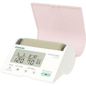 送料無料 テルモ上腕式電子血圧計 ES-P600 PREMIAGE(プレミアージュ) ピンク|upswing