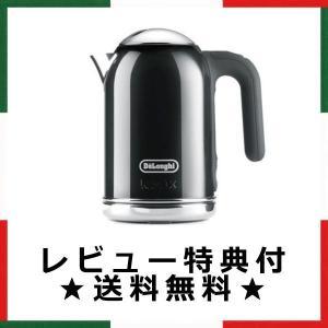 DeLonghi デロンギ 電気ケトル ケーミックス SJM020J[送料無料][ギフト包装無料]|upswing