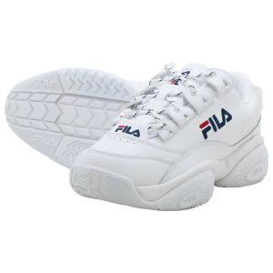 FILA フィラ プロヴィナンス ホワイト F0400-0125 メンズ スニーカー|uptowndeluxe