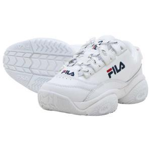 FILA フィラ プロヴィナンス ホワイト F0401-0005 レディース スニーカー|uptowndeluxe