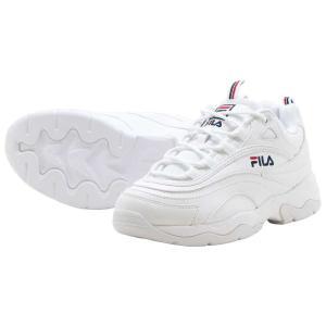FILA フィラ レイ ホワイト f5054-1160|uptowndeluxe