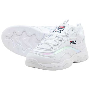 FILA フィラ レイ プリズム ホワイト f5073-1160 レディース スニーカー|uptowndeluxe