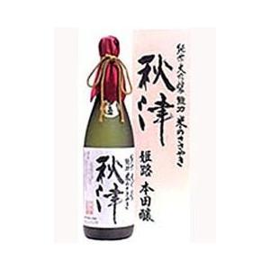 秋津 720ml 龍力 純米大吟醸 日本酒|urakawa-2020
