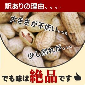 訳あり国産殻付き落花生 1kg|urakawamameten|02