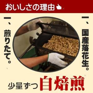 訳あり国産殻付き落花生 1kg|urakawamameten|03
