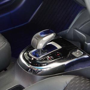 ナポレックス 車用 シフトノブカバー LONZA ホンダハイブリッド車専用 フィット/ヴェゼル/フリード/シャトルなど メタルブラック LZ urarakastr
