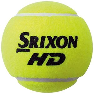 SRIXON(スリクソン) プレッシャーライズド テニスボール スリクソンHD (4ヶ入り) SRX...