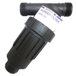 イリテック スクリーンフィルターオスネジタイプ 1 (25mm) 155# FT-5225-155|urarakastr