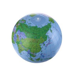 CCINEE ビーチボール地球儀 知力育て&お洒落なおもちゃ 英語併記付きの地球風船/バルーン 地球...