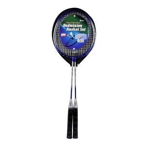 LEZAX(レザックス) バトミントンラケット 2本組 VSBN-0119 urarakastr