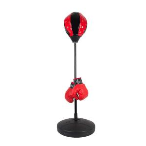 ボクシング パンチング ボール サンドバッグ 自宅用 組立簡単 高さ調節可能 urarakastr
